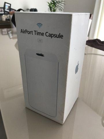 Airport Time Capsule 802.11ac 2tb Apple - Foto 4