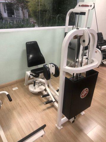 Academia Musculação Life Fitness em ótimo estado - Foto 6