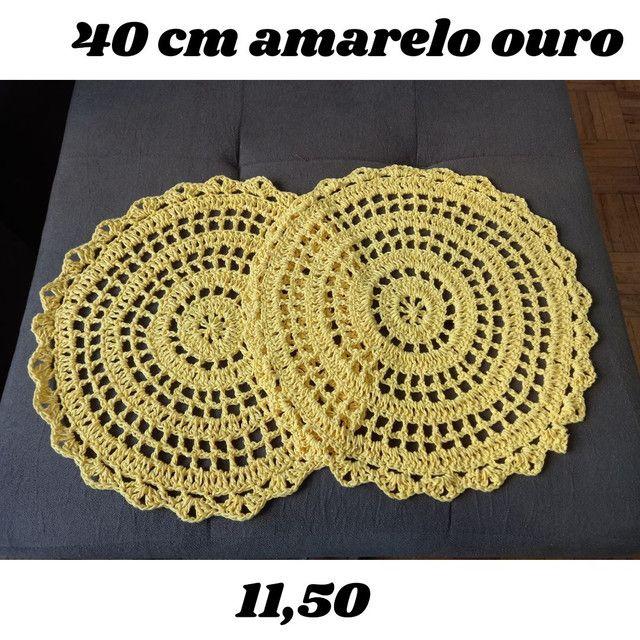 Souplast em crochê - Foto 6