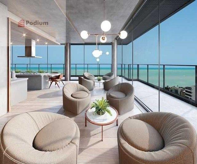 Apartamento à venda com 3 dormitórios em Miramar, João pessoa cod:39068 - Foto 5