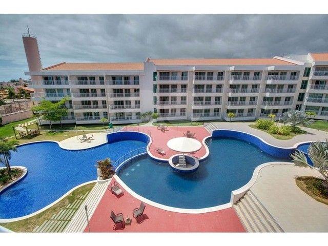 Apartamento à venda com 3 dormitórios em Porto das dunas, Aquiraz cod:31-IM205520 - Foto 3