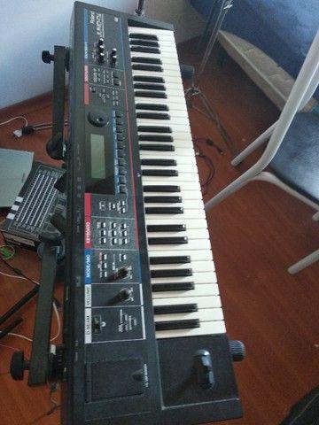 teclado roland juno di - Foto 2