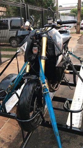 Moto Para Retirada De Peças / Sucata Honda CB 1000 R Ano 2012 CB1000 - Foto 6