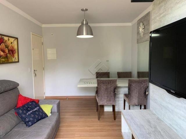 Apartamento com 2 dormitórios à venda, 60 m² por R$ 195.000,00 - Parque Residencial das Na - Foto 3