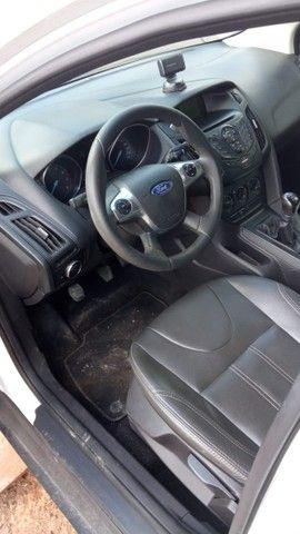 Ford Focus 2013 Revisado Bom Para Peças - Foto 8