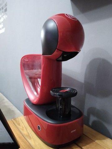 Paris<br>Cafetera Nescafé Dolce Gusto Infinissima vermelha - Foto 5