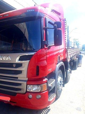 Carroceria Scania 9.50m - Foto 11