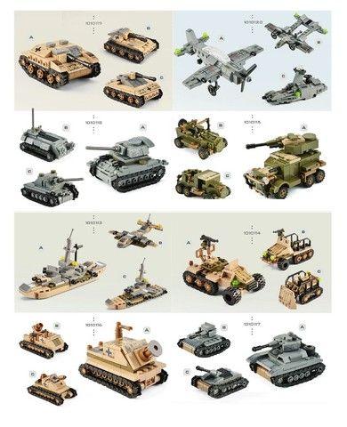 Brinquedos Blocos De Montar Diversão Infantil Lego - Foto 3