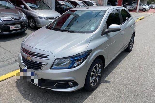 A Chevrolet Ônix 1.4 Ltz 5p