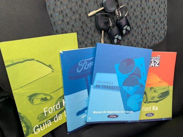 Ford KA 1.0 2p com Ar condicionado 2011-2012 R$18.900 - Foto 2