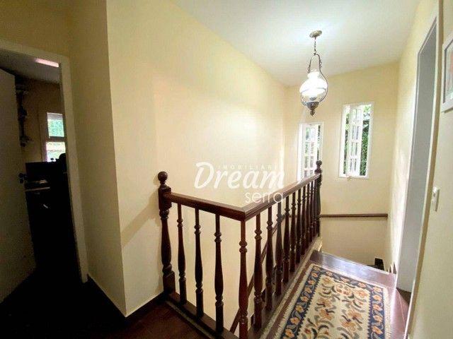 Casa com 4 dormitórios à venda, 117 m² por R$ 600.000,00 - Alto - Teresópolis/RJ - Foto 13