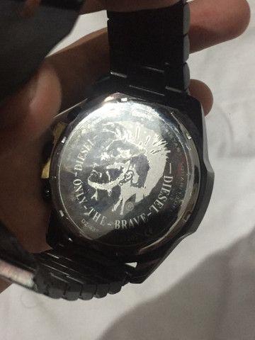 Relógio masculino diesel Dz4338 - Foto 5
