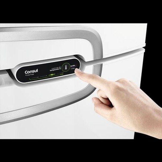 Geladeira/Refrigerador 386L Consul - Foto 4