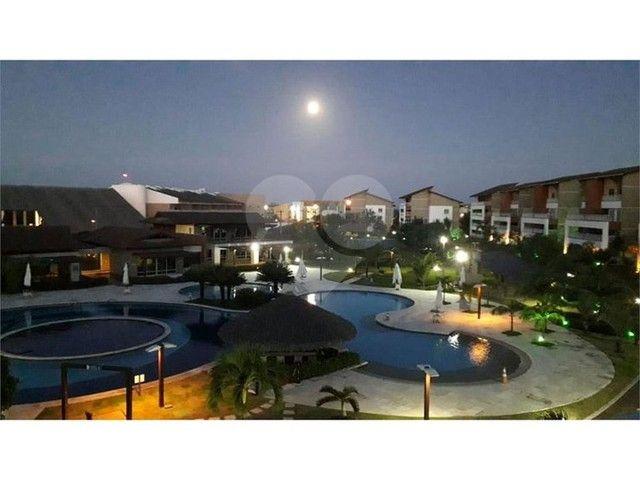 Apartamento à venda com 4 dormitórios em Porto das dunas, Aquiraz cod:31-IM538682 - Foto 11