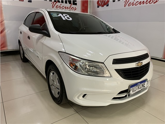 Chevrolet Onix 2018 1.0 mpfi joy 8v flex 4p manual - Foto 2