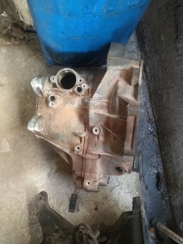 Carcaça cambio do motor EA111 motor 1.6 - Foto 3