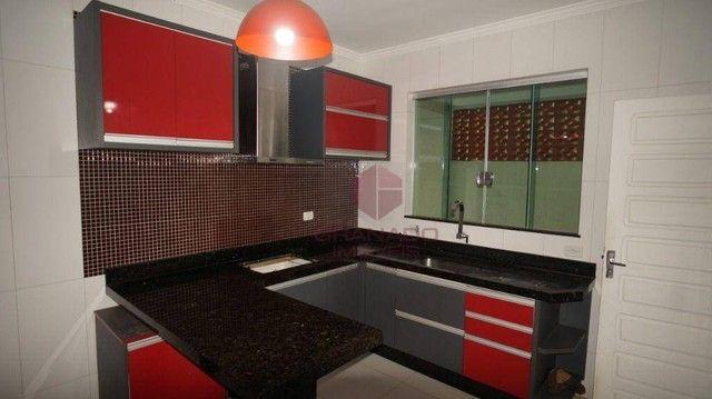 Casa com 3 dormitórios para alugar, 112 m² por R$ 1.700,00/mês - Jardim Liberdade - Maring - Foto 7