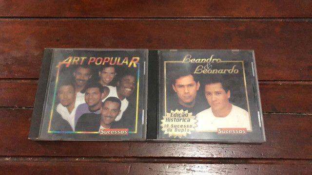CDs Coleção Pérolas / Sucessos / Para Sempre / Música! / Focus - Foto 2