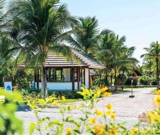 Condomínio Praia das Jangadas - Praia do Forte - Terrenos de 630 m² e 800 m² - Beira Mar - - Foto 5
