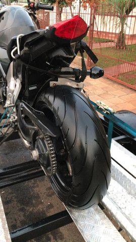 Moto Para Retirada De Peças / Sucata Honda CB 1000 R Ano 2012 CB1000 - Foto 5