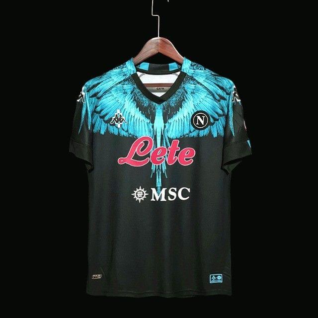 Camisa Napoli Special Edition 2021