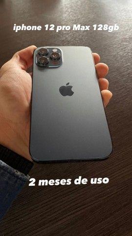 iphone 12 pro Max 128gb 3 meses de uso