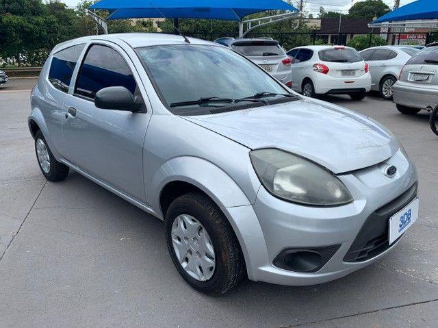 Ford KA 1.0 2p com Ar condicionado 2011-2012 R$18.900 - Foto 7
