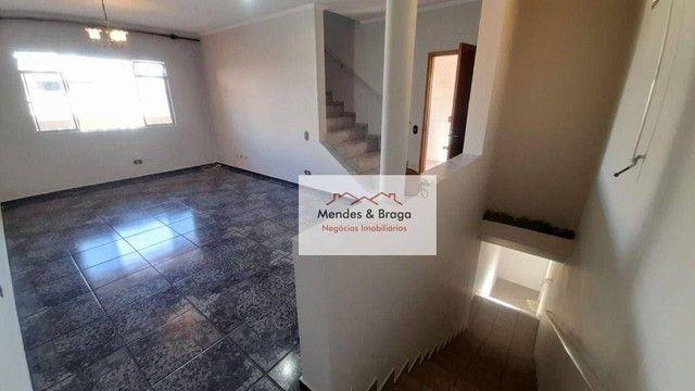 Sobrado com 4 dormitórios para alugar, 160 m² por R$ 2.500,00/mês - Cocaia - Guarulhos/SP - Foto 4
