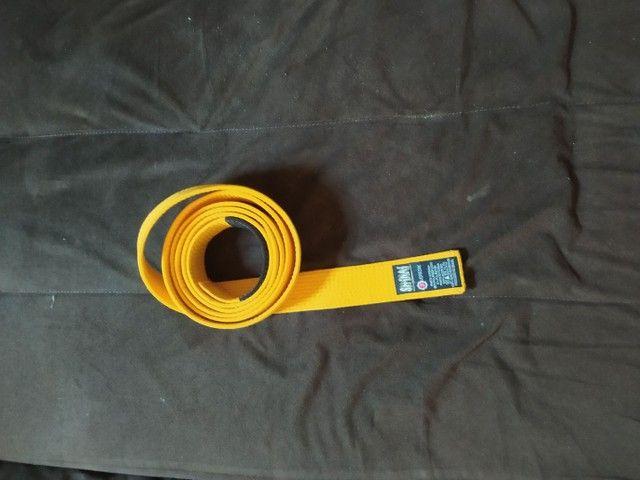 Vendo faixa amarela  - Foto 2