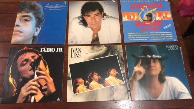 Disco Vinil/LP - Artistas Diversos - Item Colecionador