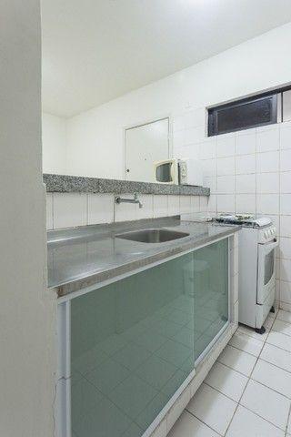 Flat 207 com 1 quarto completíssimo em Boa Viagem - Recife - PE - Foto 10