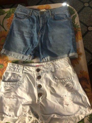 Shorts 10 reais - Foto 2