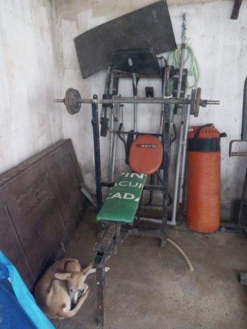 Máquinas pra exercício físicos - Foto 3