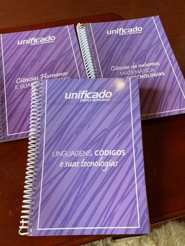 Livros Cursinho UNIFICADO - Foto 4