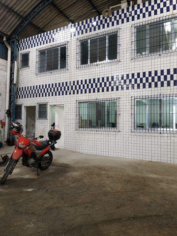 Excelente Galpão c/ escritórios em Santos /SP ( Prox. Av. Perimetral ) - Foto 20