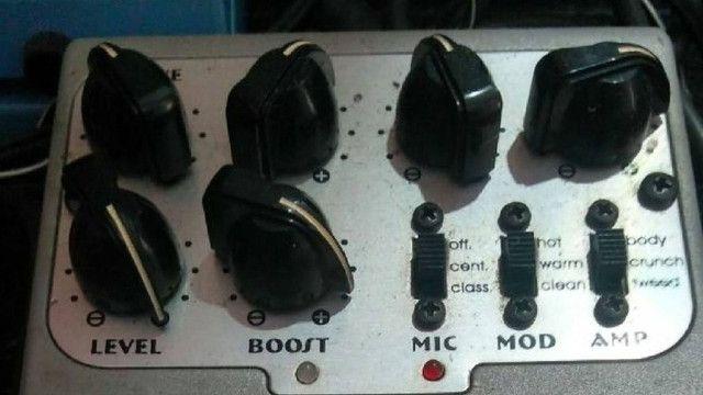 Pedal Amp Simulator - As1 Nig - Foto 4