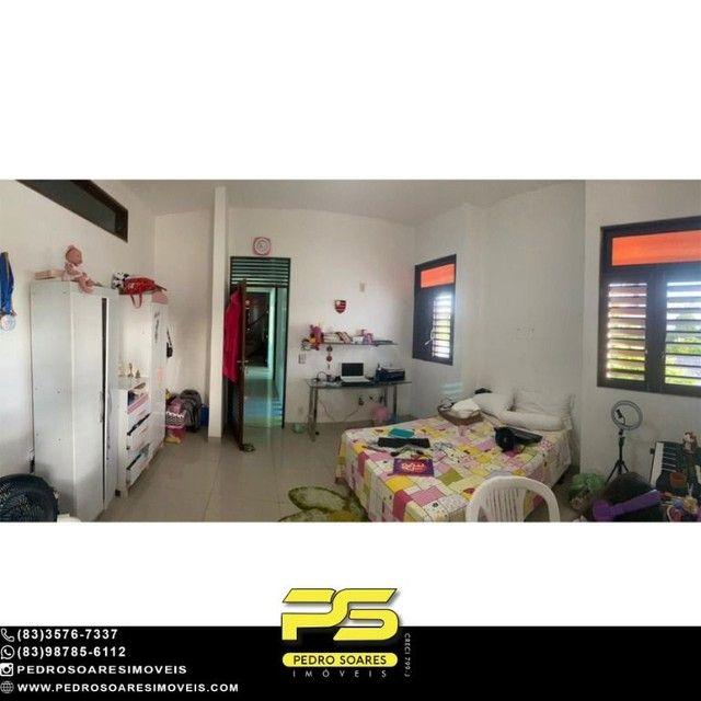 Casa com 5 dormitórios para alugar, 1.120 m² por R$ 16.000/mês - Estados - João Pessoa/PB - Foto 14