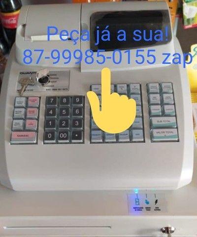 Registradora/calculadora NOVAS! - Foto 2