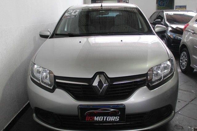 Renault Logan 2020 Oferta Imperdivel!!
