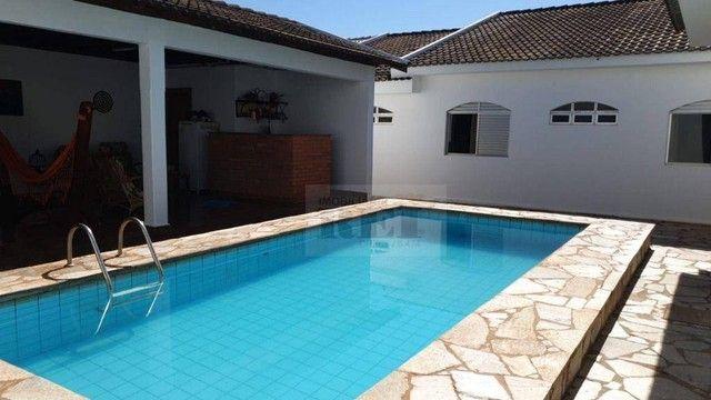 Casa com 4 dormitórios à venda, 430 m² por R$ 900.000 - Solar Campestre - Rio Verde/GO - Foto 3