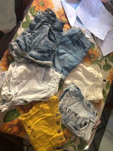 Shorts 10 reais - Foto 4