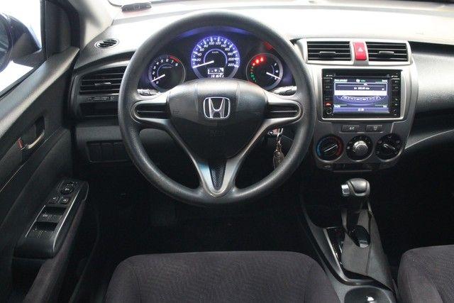 Honda City LX 1.5 CVT (Flex) - Foto 11