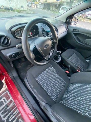 Ford ka SEDAN 2016 1.5 COMPLETAO ( Gmustang veiculos )  - Foto 12