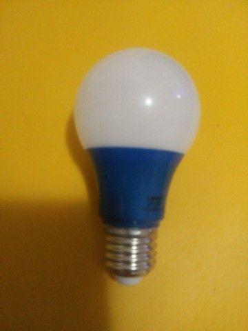 Lâmpada azul