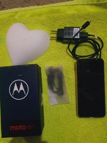 Motorola E6 - Foto 4