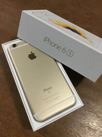 IPhone 6s Gold