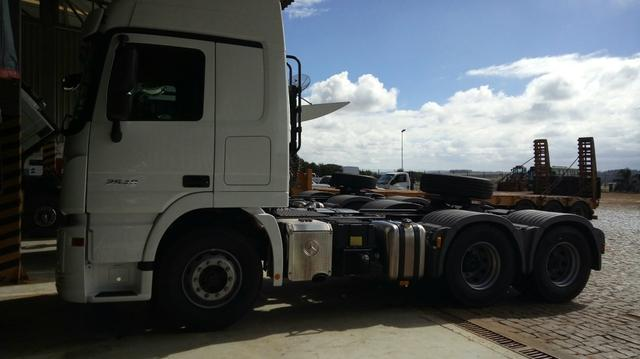 Actros 2546 - 0 km