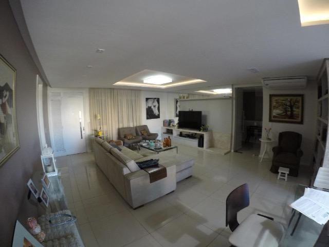 Excelente apartamento com 209m, projetado e mobiliado na aldeota - próximo ao BNB - Foto 3