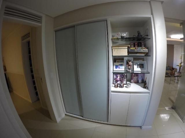 Excelente apartamento com 209m, projetado e mobiliado na aldeota - próximo ao BNB - Foto 6