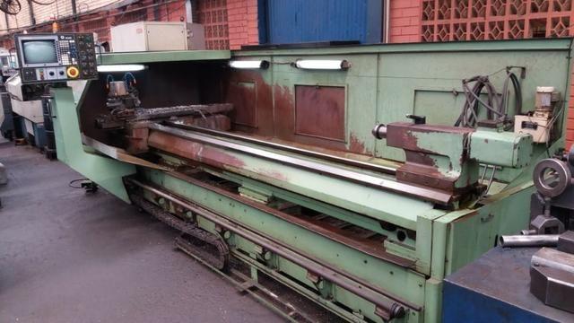 Torno CNC Romi ECN-40 - Foto 2